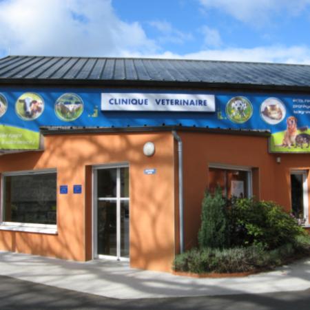 CLINIQUE VETERINAIRE DE LA FONTAINE, clinique vétérinaire à Guémené-Penfao